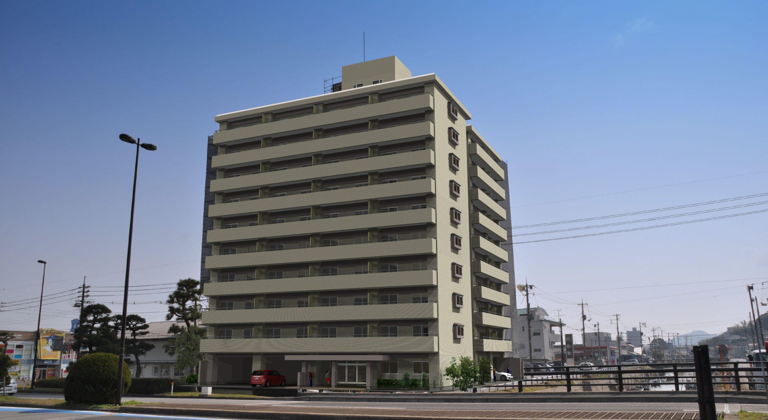 松江市マンション