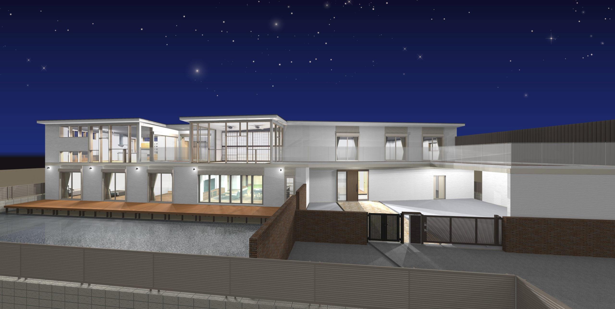 夢の多世帯住宅