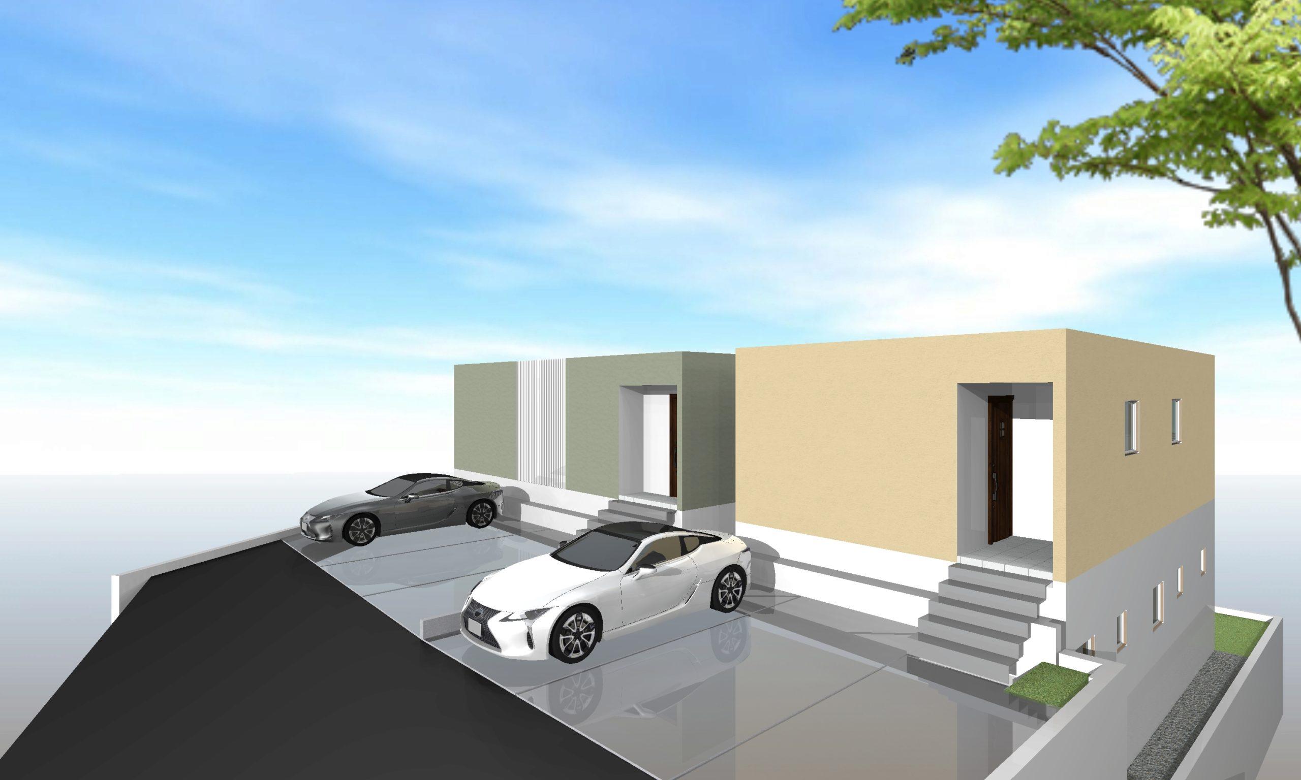 RC戸建て企画住宅